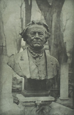 Bust of Corot