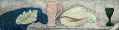 Pink Jug and Shell