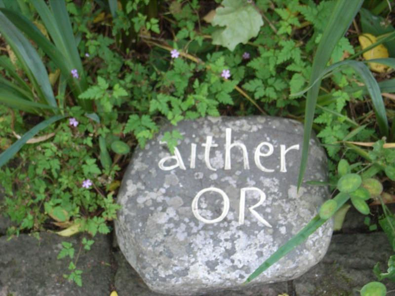 at Little Sparta